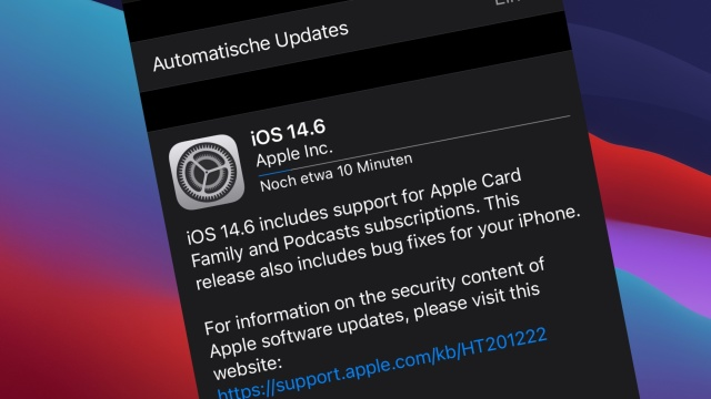 iOS 14.6 is here: All news for iPad and iPhone