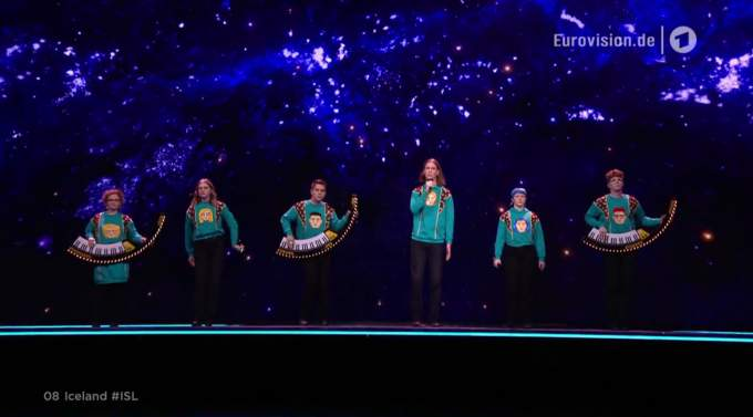 Eurosvision Song Contest