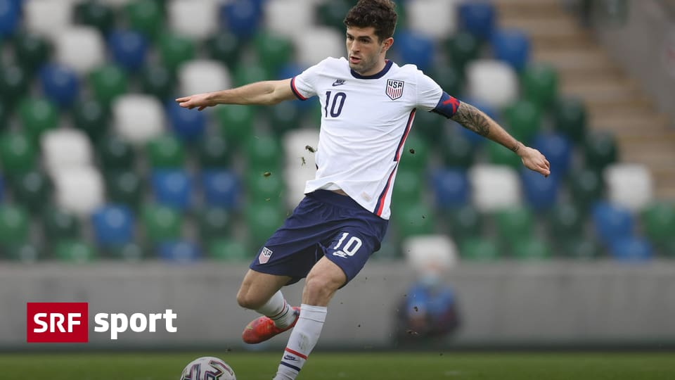 Test match on May 30 - USA without Pulisic and Stephen vs Switzerland - sport