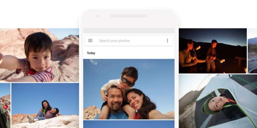 Schluss - Google Fotos bietet bald keinen kostenlosen Speicher mehr
