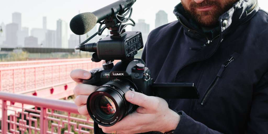Panasonic showcases the Lumix GH5 II with Wireless Live Streaming