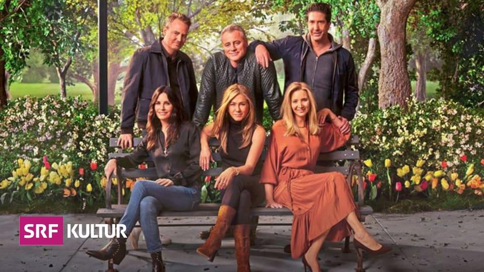"New in the stream - ""Friends: The Reunion"": It's not a fun culture"