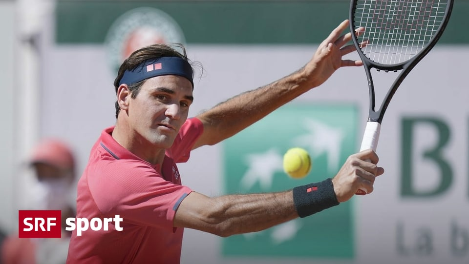 3 sets victory over Estomin - Federer - Sport has successfully returned to the Grand Slam tournament