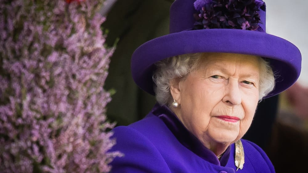 A moment of horror for the Queen: Windsor robbery
