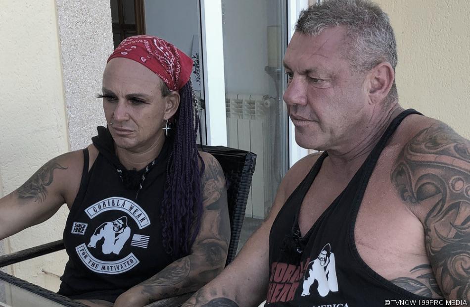 "Andreas and Caro Robins: ""Goodbye Germany"" - off?"