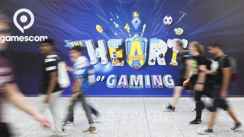 Gamescom 2021 will be staged digitally only