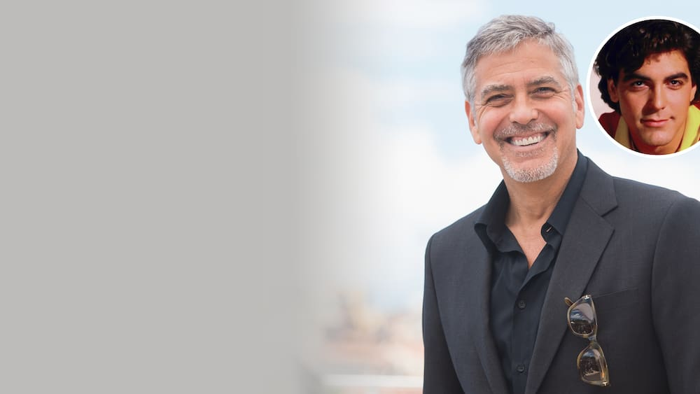 George Clooney is 60 years old - see
