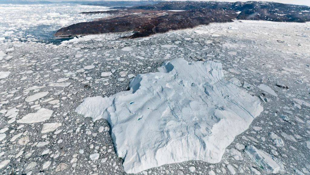 Greenland: Researchers have warned that the thaw won't stop anytime soon