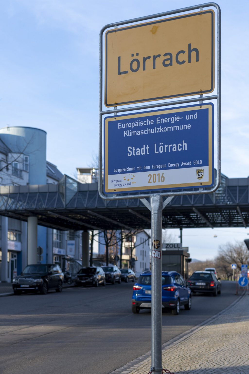 Incidence stability: further mitigation in the Lörrach region