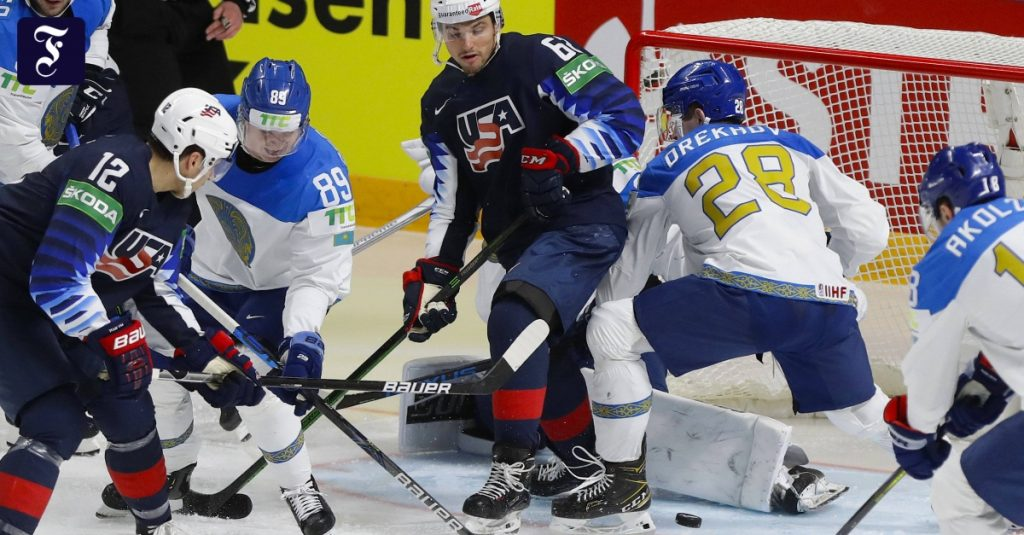 Kazakhstan loses against the United States - Sweden wins