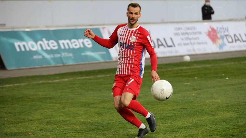 Kickers Offenbach in the live tape: That's what OFC does at Elversberg