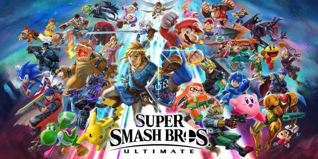 Nintendo brings Splatoon 2 and Smash Bros.  To high school