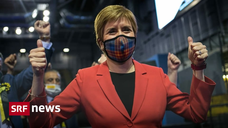 Parliamentary Elections in Scotland - Scottish National Party Visibly Winning and Increasing Pressure on London - News