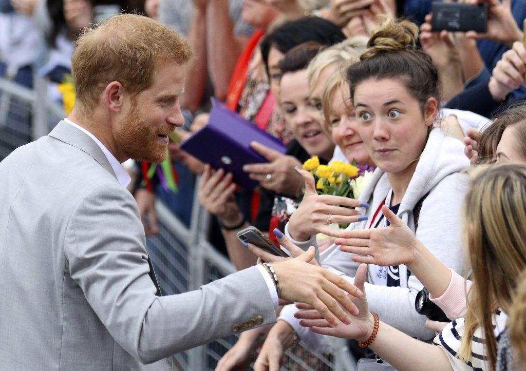 Prince Harry: The royal life was like a zoo