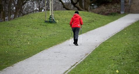 Regular exercise can prevent the development of severe disease ...