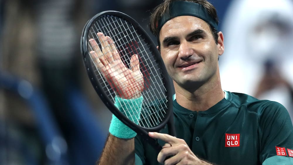 Roger Federer wants to return to Geneva like a young player on the clay
