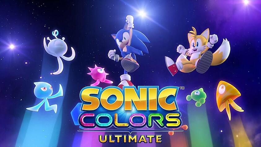 SEGA kündigt Sonic Colors: Ultimate an