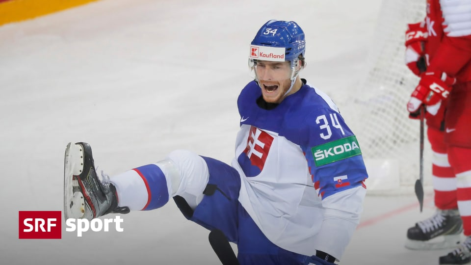 Saturday's World Cup matches - Slovakia beats Denmark - Finland in the quarter-finals - sport