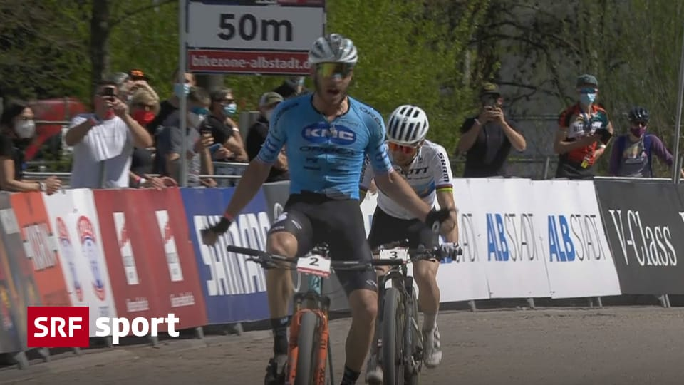 Season Beginning in Cross Country - Koretzky wins ahead of Schurter and Flückiger - Sport