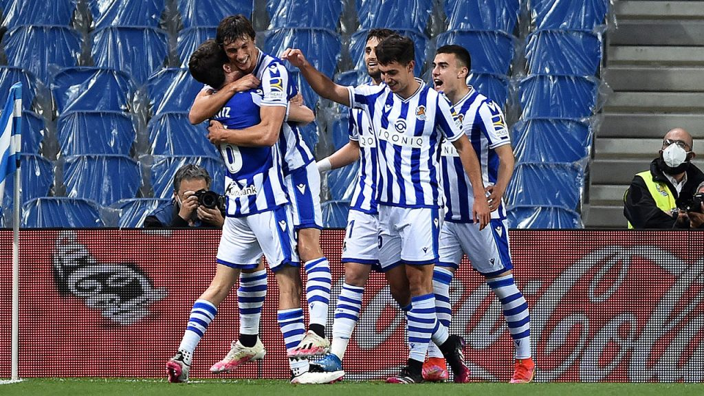Spanish League: Real Sociedad secured fifth place by defeating Elche - football - international