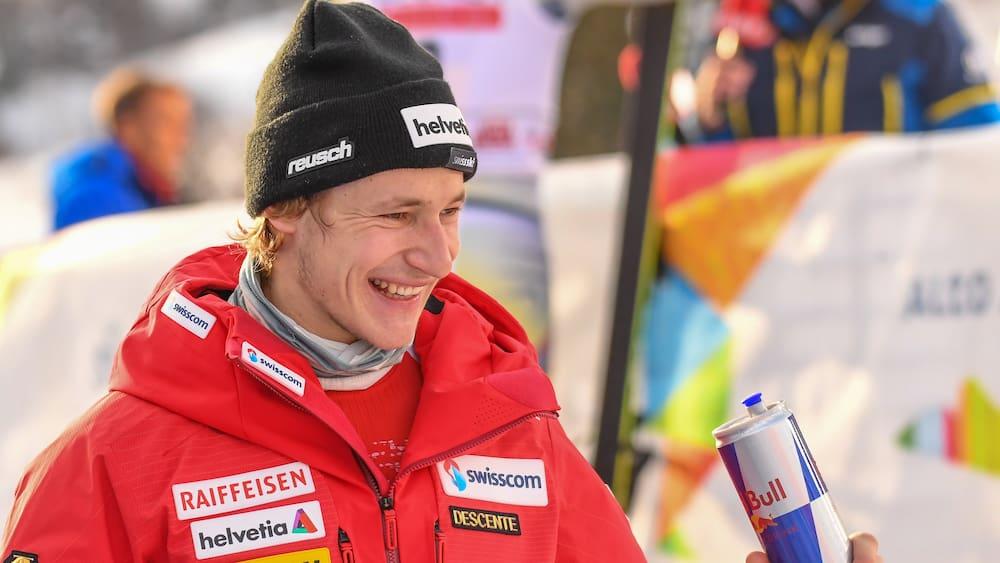 Swiss figure skater Marco Odermatt moves to Red Bull