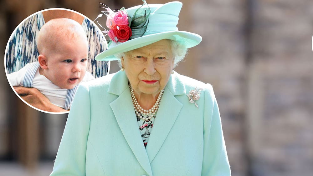 The British royal family congratulates Archie on her second birthday