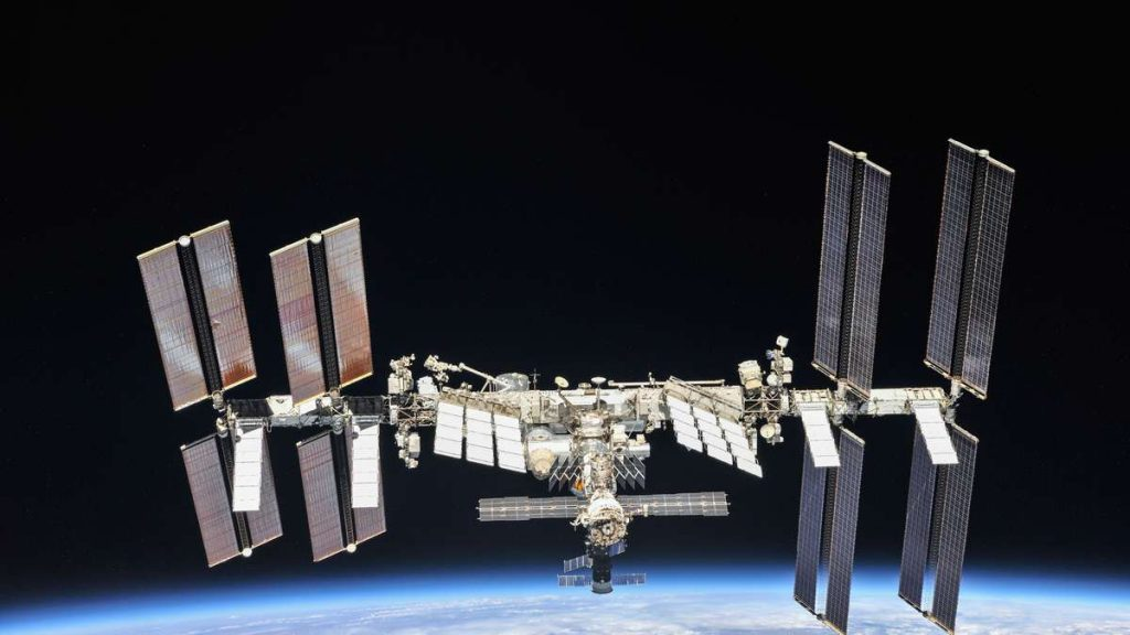 The International Space Station as a bright star in the sky - see the International Space Station firsthand