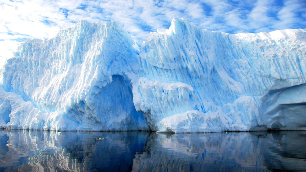 The world's largest iceberg is spotted in Antarctica