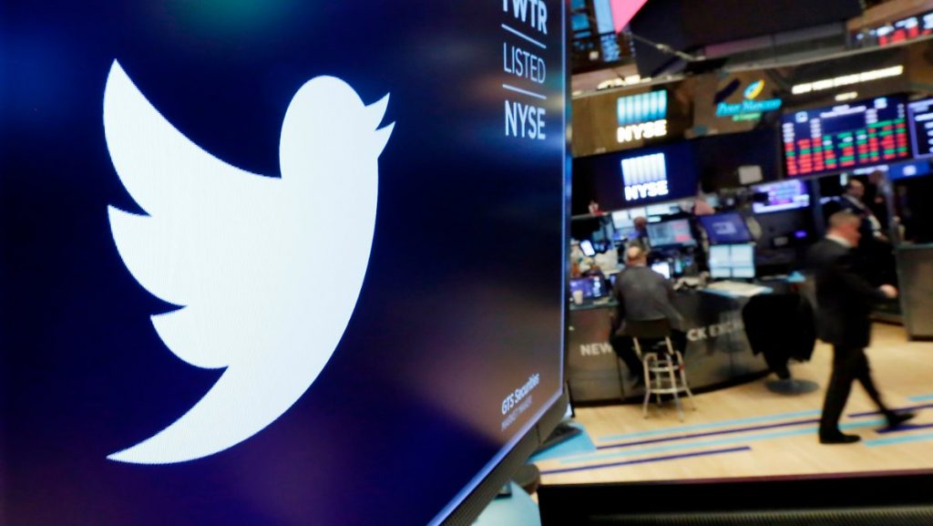Twitter stock price crash: US stock exchanges released air this weekend
