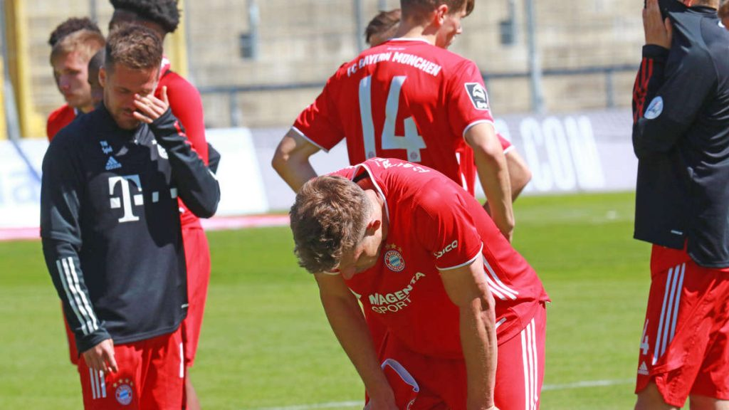 Video: Bankruptcy in the third division farewell - Bayern 2 in the Valley of Tears