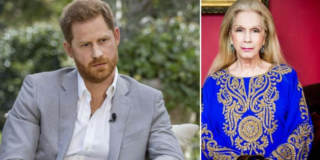 Prince Harry should hand over his title - the petition has begun