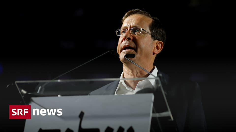During the formation of the government - Isaac Herzog is the new president of Israel - News