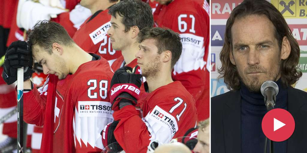 Switzerland fails in the quarter-finals against Germany