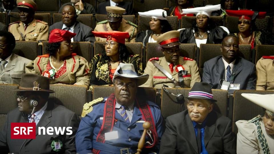 Colonial-era crimes - atrocities: Namibia slams German payments as too low