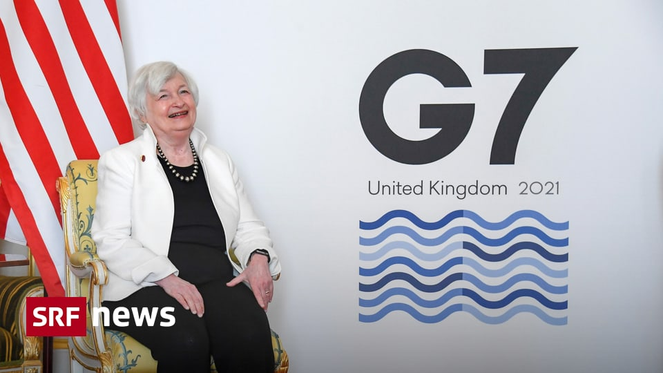 G7 Finance Ministers Meeting - Is the Tax Revolution Coming Now?  - News