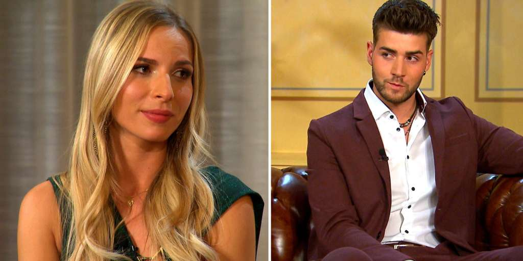 Bachelorette Dina Rossi is already talking about marrying winner Cyril!