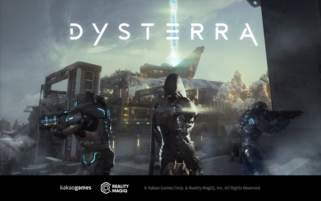 Announced the beta of the survival game Dysterra