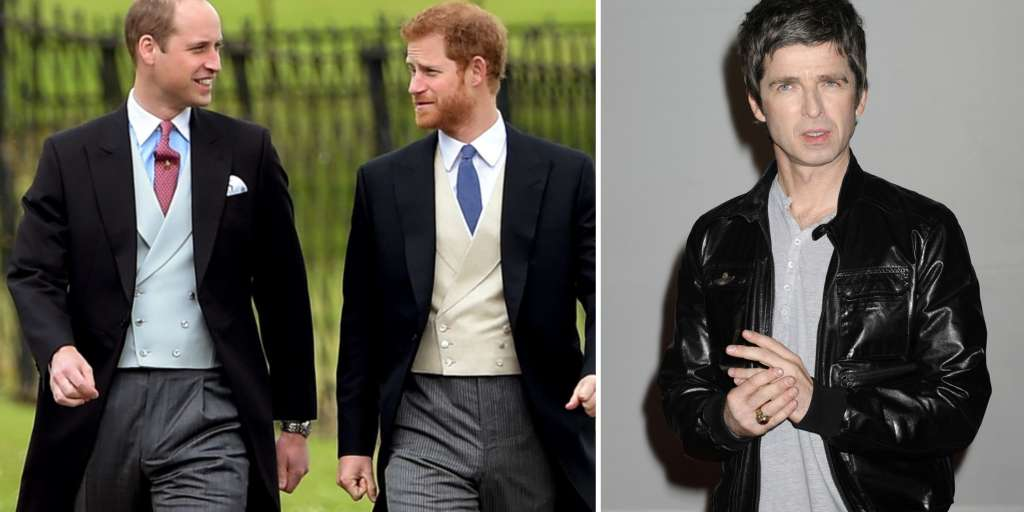 """Rock singer """"Oasis"""" attacks Prince Harry: """"Damn the **** hole!"""""""