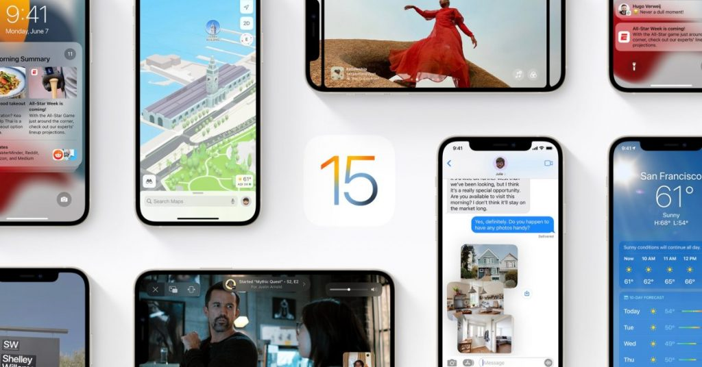 How iOS 15 makes your iPhone more useful with SharePlay, find my upgrades, and more