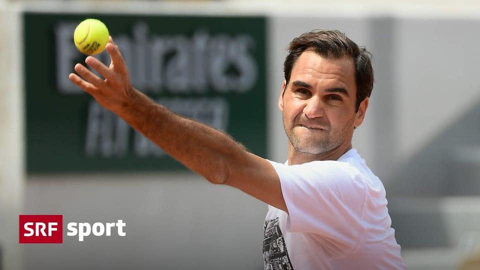 News from tennis - Federer meets Belarus Iwashka - Sports
