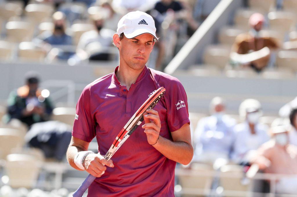 World Tennis Ranking: Thiem loses place to Tsitsipas