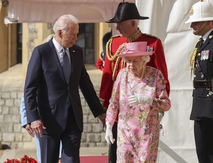 Biden Queen