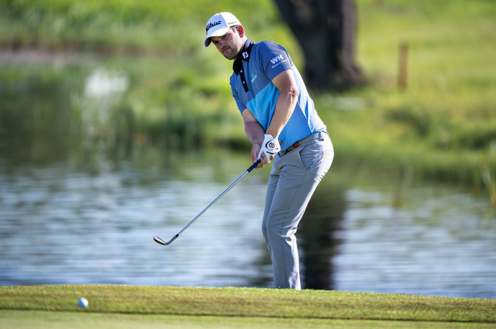 Wiesberger with startup problems at the 121st US Open