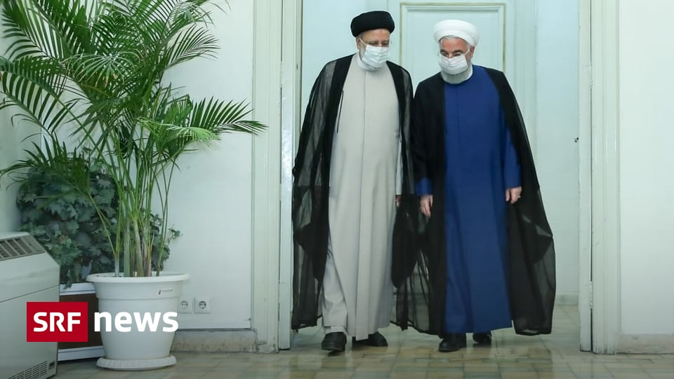 Elections in Iran - Ibrahim Raisi wins presidential elections in Iran - News