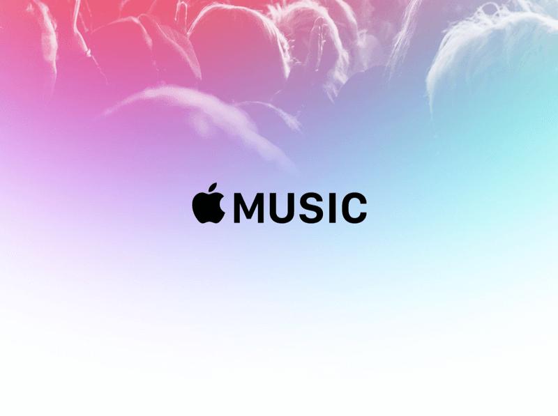 Apple Music Logo - Apple