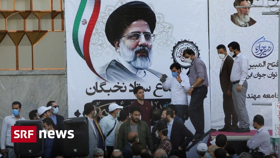 Iran's presidential election - Hardliners among themselves after Raisi wins election - News