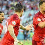 The Swiss remain third behind Wales and have to tremble in the Round of 16