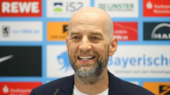 TSV 1860 Sports Director: Günther Gorenzel