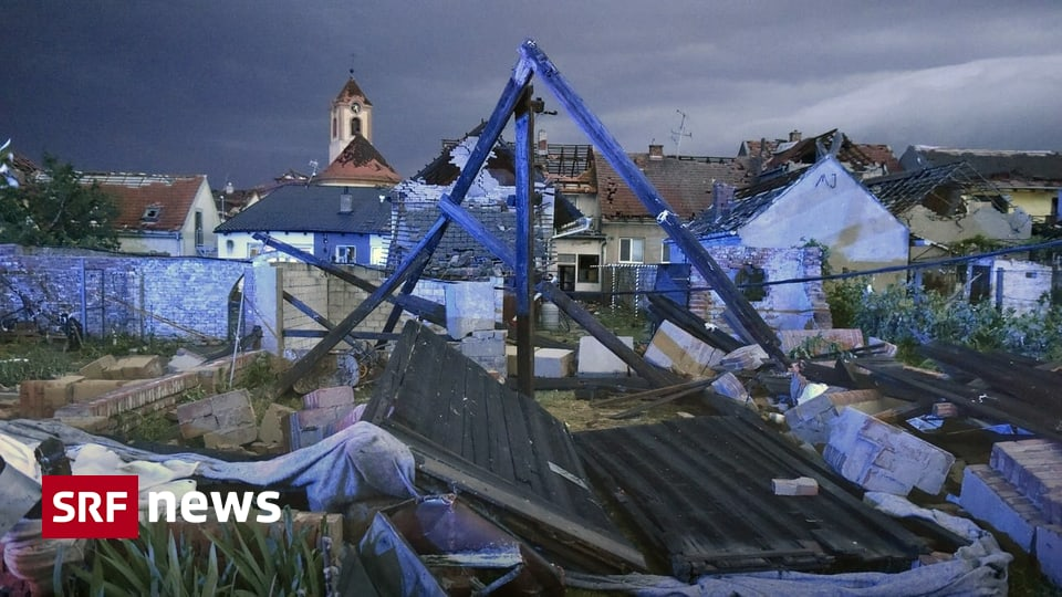 Deaths after hurricane - Storm in the Czech Republic kills at least three people - News