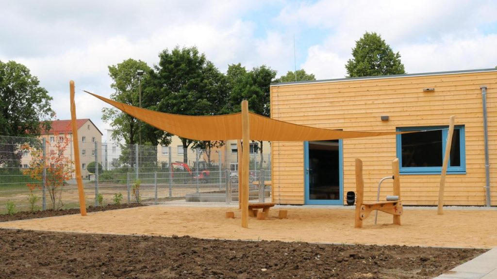 New opening of children's home in Sant Pino: more space for children's dreams